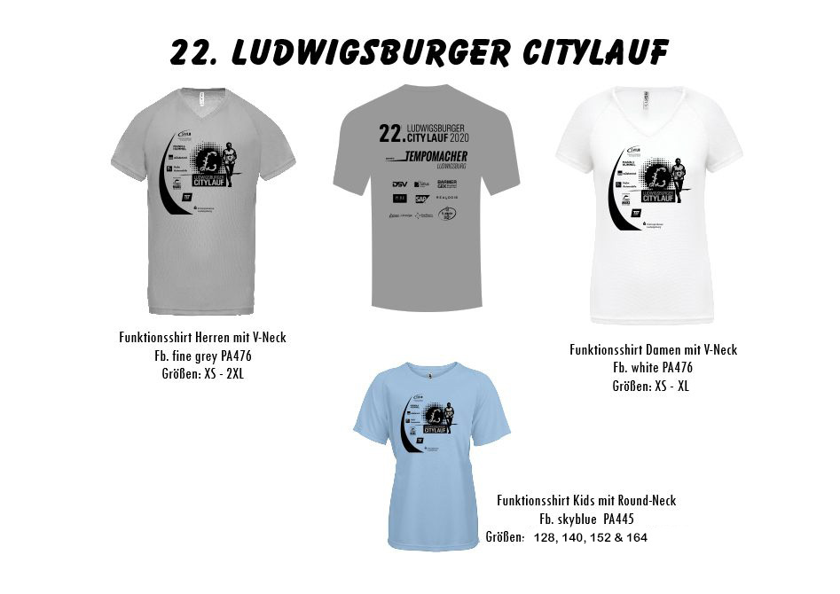 Citylauf-Shirt